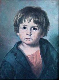 Varför gråter barnet?